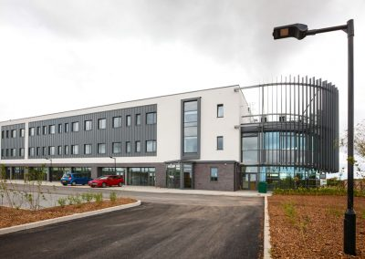 Somerset Energy Innovation Centre, The Hub Bridgwater