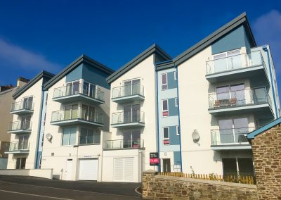 Bay View Apartments, Bideford